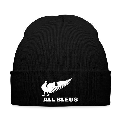 Bonnet All Bleus - Bonnet d'hiver