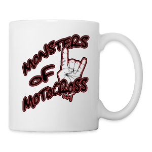 Monsters of Motocross - Tasse