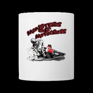 Monsters of Motocross No.1 - Tasse