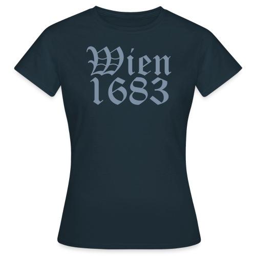 Wien 1683 - Frauen T-Shirt