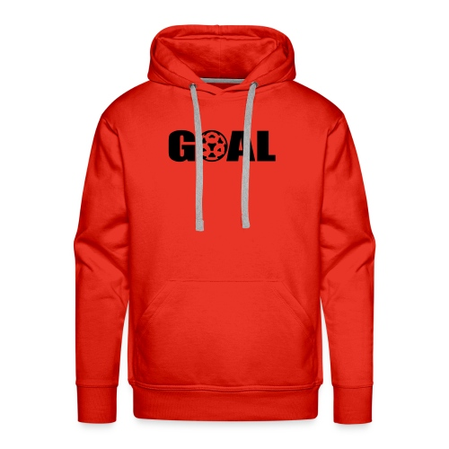 Goal - Men's Premium Hoodie