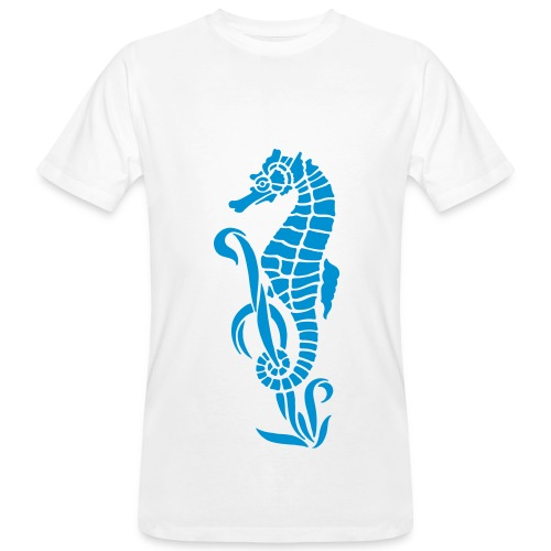 Caballo del Mar - Männer Bio-T-Shirt