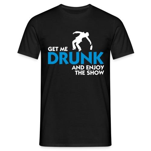 MusicaDj Drunk Mode 1.0 (M) - Camiseta hombre