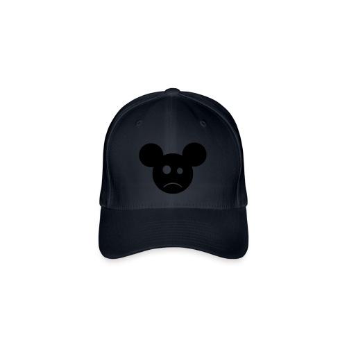 böse Maus - Basecap - Flexfit Baseballkappe