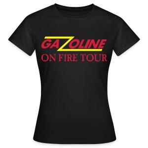 GAZOLINE regular female T-shirt - Vrouwen T-shirt