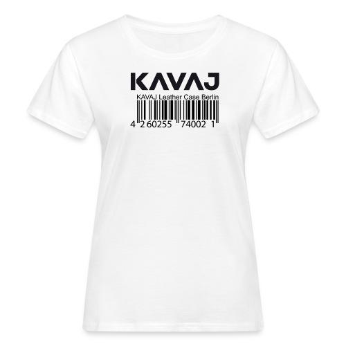 KAVAJ Berlin -W  - Frauen Bio-T-Shirt