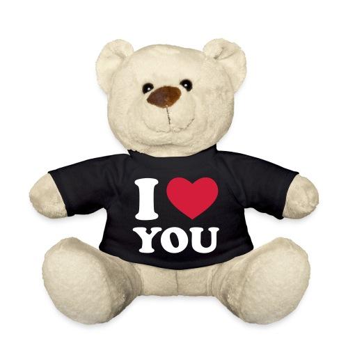 teddy: I love you - Teddy