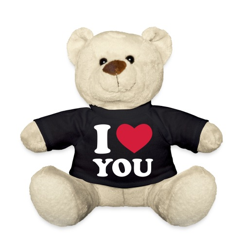 teddy: I love you - Teddy