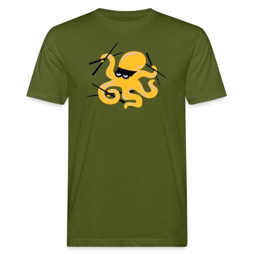 Pieuvre Homme - T-shirt bio Homme