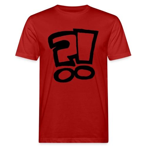 ?! Homme - T-shirt bio Homme