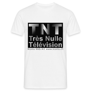 T-shirt TNT Kisinis Web Art - T-shirt Homme