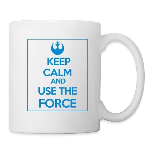 Keep Calm and Use the Force mug - Mug