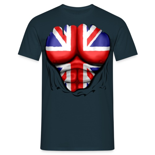 Ripped - Men's T-Shirt