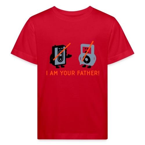 DARTH VADER VS POD - Kinder T-Shirt klimaneutral - Kinder Bio-T-Shirt