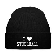 I Love Stoolball Winter Hat