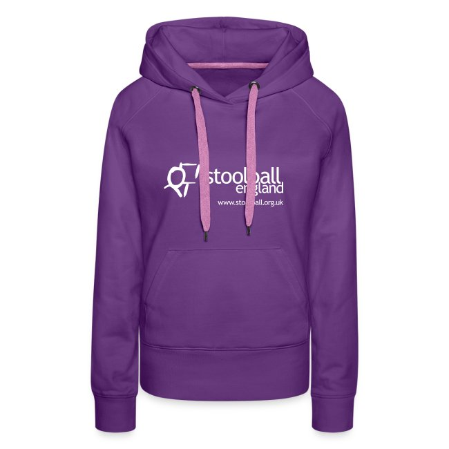Stoolball England Women's Hoodie