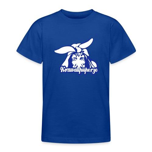 Teenager T-Shirt - Krawallpuperze