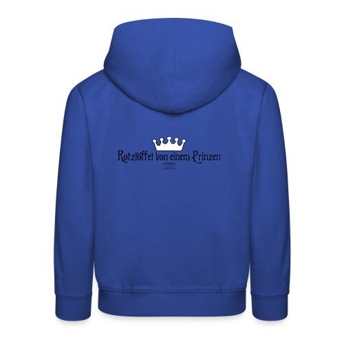 Kinder Premium Hoodie - Prinzen