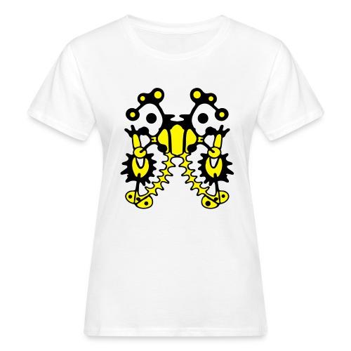 Tattoo Style Art Design - Frauen Bio-T-Shirt