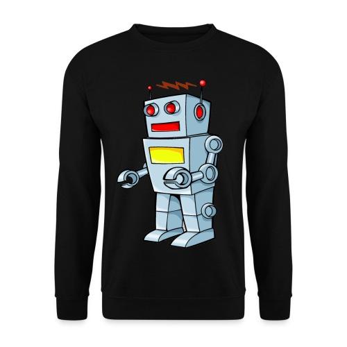 Robot - Felpa da uomo