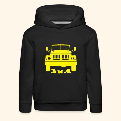 Truck Hoodie Kids - Kids' Premium Hoodie