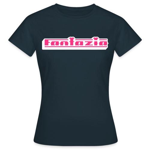 3D Fantazia Ladies Slim Fit T-shirt - Women's T-Shirt