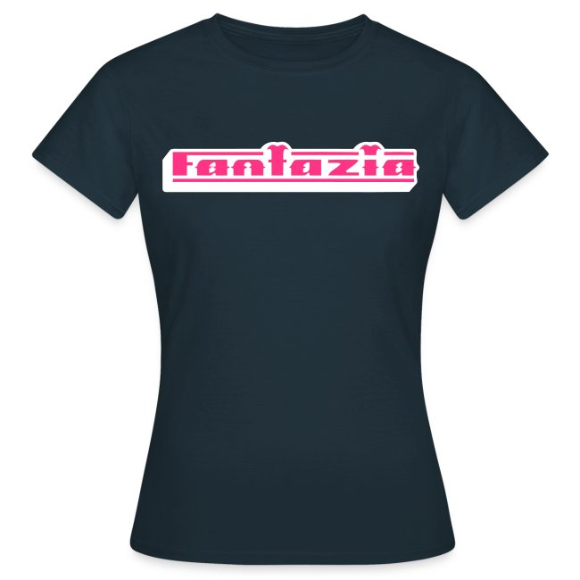 3D Fantazia Ladies Slim Fit T-shirt
