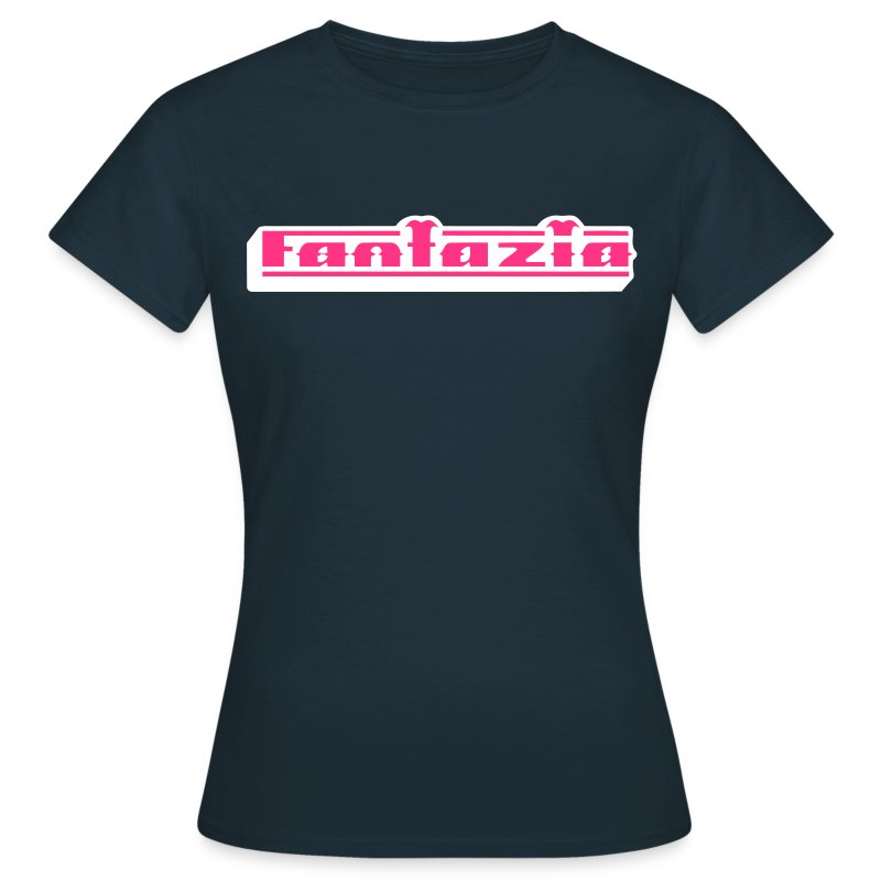 3D Fantazia Ladies Slim Fit T-shirt - Women's T-Shirt