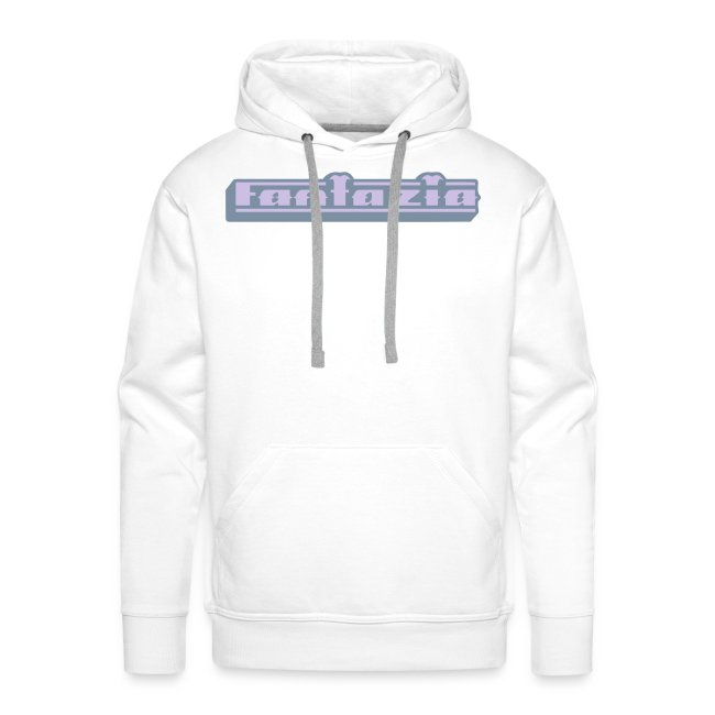 Fantazia Hoodie with 3D logo