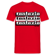T-Shirts ~ Men's T-Shirt ~ Multiple 3D Fantazia Circus Logos