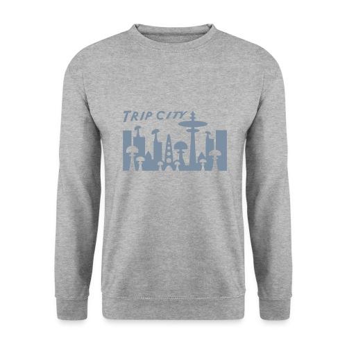 Trip City (silver-metallic) - Pullover - Männer Pullover