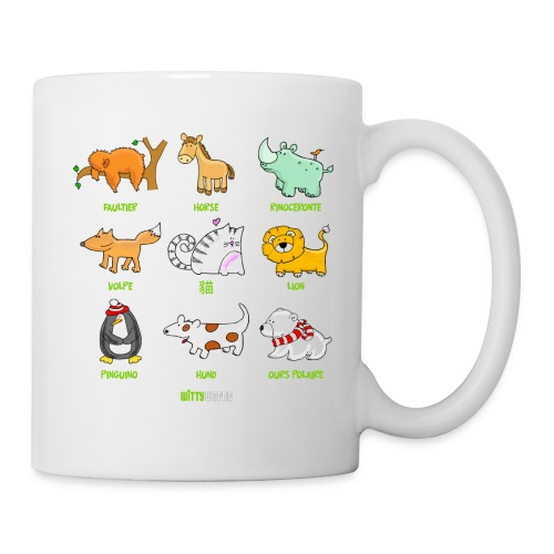 Animal Mix - Tasse