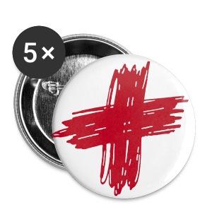 Viva Swiss - Buttons groß 56 mm