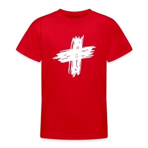 Viva Swiss - Teenager T-Shirt