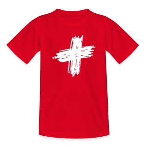Viva Swiss - Teenager T-Shirt