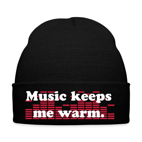 Music keeps me warm - Wintermuts