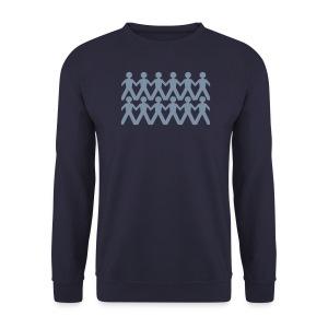 Die Berufung der Zwölf - Männer Pullover