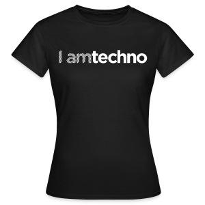 Women's Classic T-Shirt Black - Women's T-Shirt