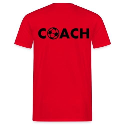 Coach - Männer T-Shirt