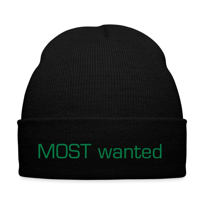 Haube MOST wanted