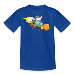 ProfPoff Kinder T-Shirts - Teenager T-Shirt