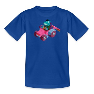 HippoTreck Kinder T-Shirts - Teenager T-Shirt
