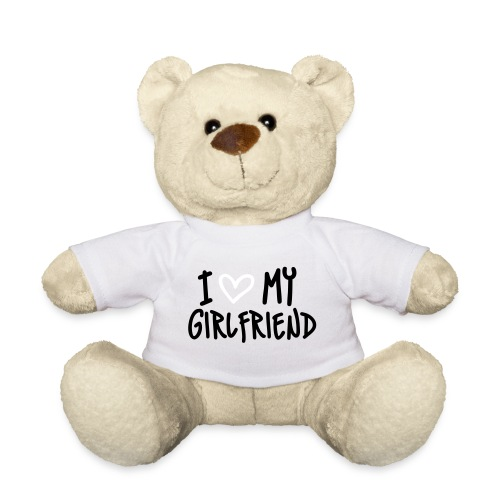 Girlfriend Teddy - Teddy