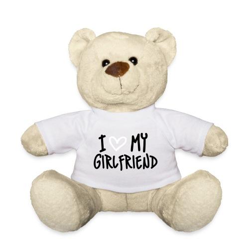 Girlfriend Teddy - Teddy