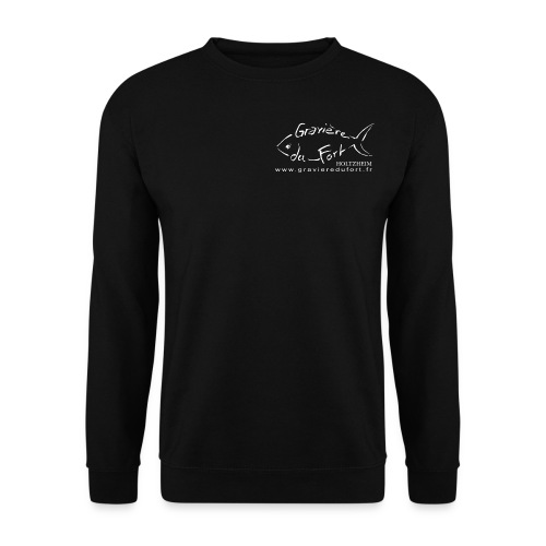 sweat homme sombre - Sweat-shirt Homme