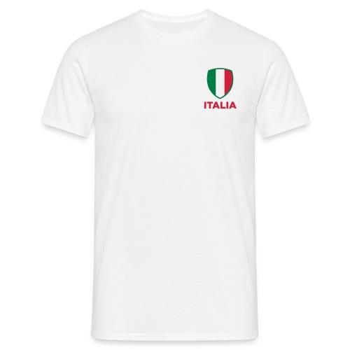 tee-shirt   italia - T-shirt Homme