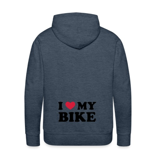 Bike - Premiumluvtröja herr