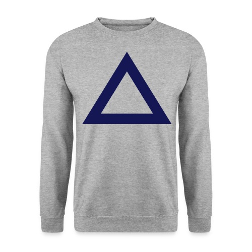 Triangle Sweater  - Männer Pullover
