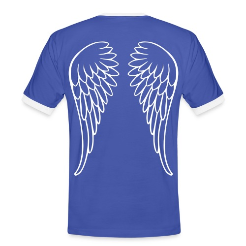 Angel - T-shirt contrasté Homme