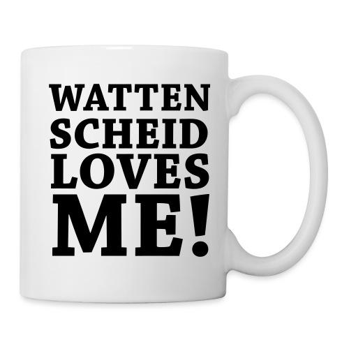 Wattenscheid loves ME! - Tasse - Tasse